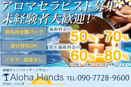 Aloha Hands ~アロハハンズ~求人画像