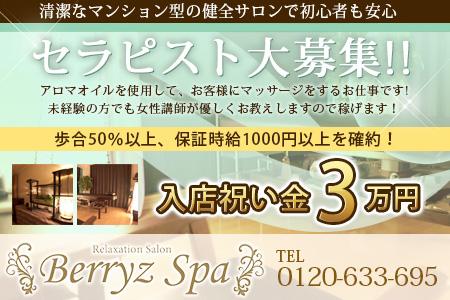 Berryz Spa-ベリーズスパ-求人画像