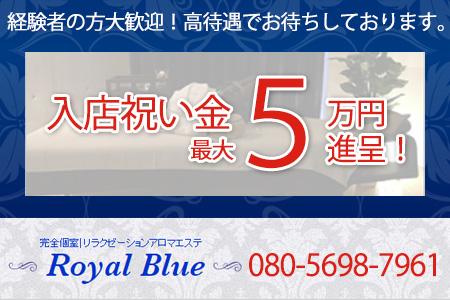 Royal Blue~ロイヤルブルー~求人画像