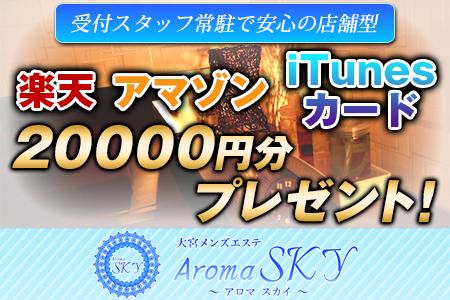 Aroma SKY(アロマスカイ)求人画像