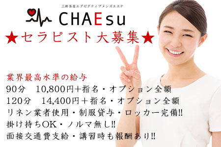 CHAesu -チャエス-求人画像