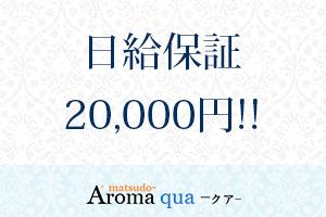 日給保証 20,000円! でも、もっと稼げます♪