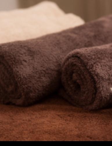 タオル(リネン)は業者の洗濯ですので、セラピストさんは洗濯しなくてOK