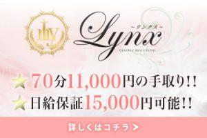 Lynx ~リンクス~の求人