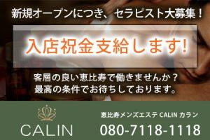 CALIN ~カラン~の求人